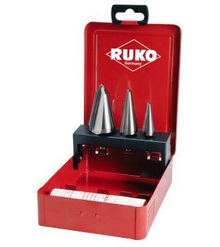 Ruko 3-piece Tube & Sheet Drill Set (101 020)