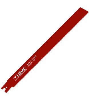 Lidac U-Shank 300mm x 14TPI Reciprocating Blades