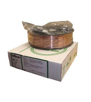 Hilco D200 0.8mm SG2 MIG Wire - 5kg Coil