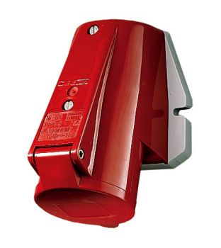 380v Wall Socket - 16amp - 4 pin