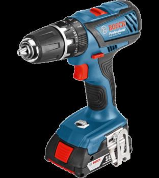 Bosch GSB 18 2-LI Plus Cordless Drill