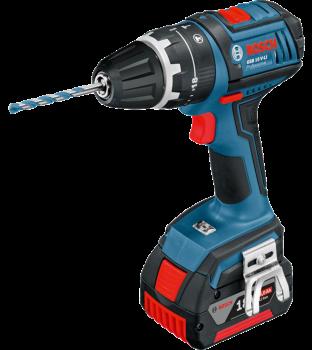 Bosch GSB 18 V-LI Cordless Drill