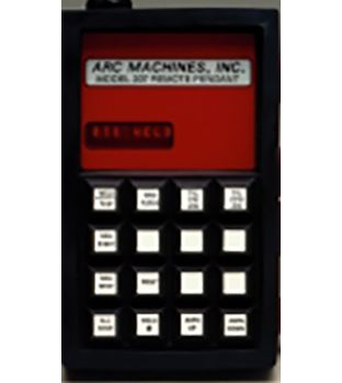 Arc Machines Model 207 Remote Operators Pendant
