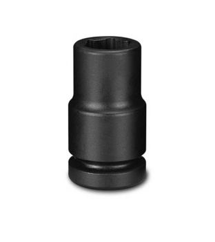 "27mm, 3/4"" Drive Long Reach Impact Socket"