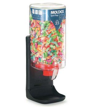 Moldex 7850 Spark Plugs Dispenser - 500 pairs (35 SNR)