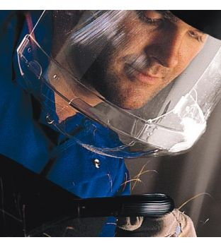 Centurion S910 Polycarbonate Face Screen For Chin Guard