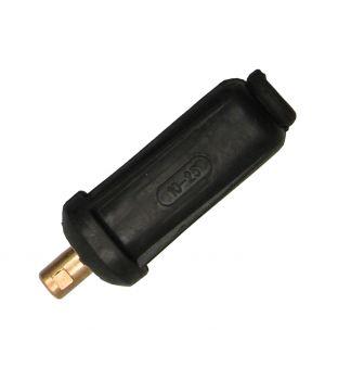 10/25 Dinse Type Plug