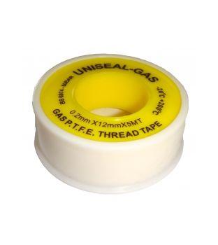 Uniseal PTFE Gas Seal Tape