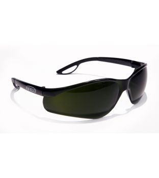 Infield 9060135 Raptor Shade 5/Black Frame Safety Spec