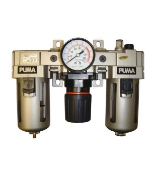 "Puma AA-2040A 1/2"" Filter/Regulator/Lubricator Unit"