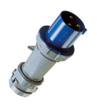 220v Plugtop - 63amp - 3 pin