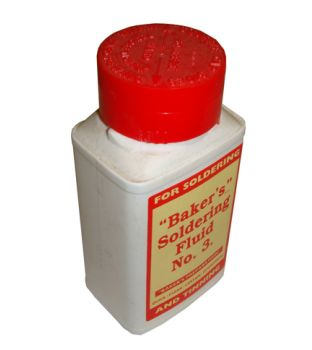 No.3 Baker's Soldering Fluid - 125ml
