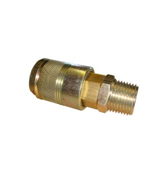 "1/2"" BSP Male 60 Series Coupling"