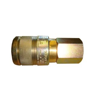 "1/2"" BSP Female 100 Series Coupling"