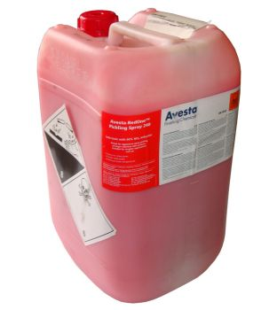 Avesta 240 Red One Pickling Spray - 25 Litre Drum