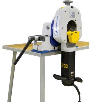 Orbitalum GF4 Pipe Cutting Saw - 110v
