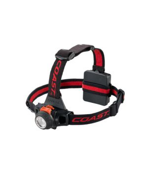 Coast HL27 Dimmable Head Torch