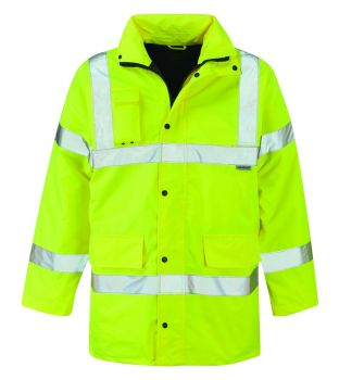 Dickies SA22045 Hi-Vis Long Jacket - XXL