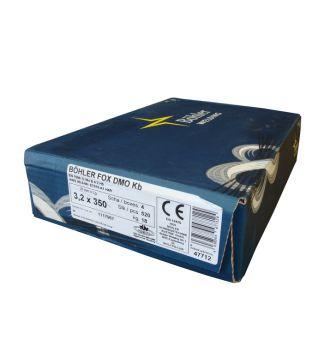 Bohler 4.0mm Fox DMO Kb Electrodes