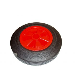 200mm Rubber Tyre Wheel