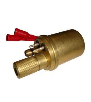 Tweco no.4 Gun Plug Body c/w Spring Pins