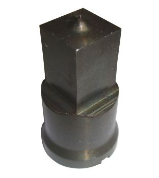 22mm G5 Square Punch for GEKA Machines