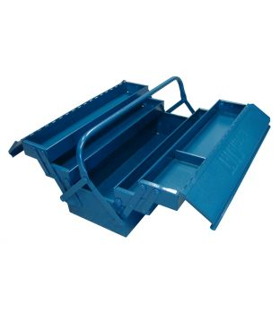 "Tala Blue 21"" 5-Drawer Cantilever Tool Box"
