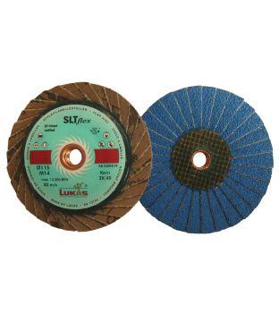 Lukas SLTFlex 115mm x M14 x ZKS40 Flexible Flap Disc