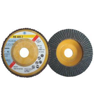 Hermes 115 x 22mm x P120 Zirconium Flap Disc