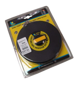 Dargan 30mtr Fibre Measuring Tape