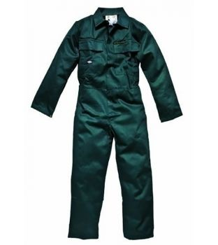 Dickies FR4869 46R Fire Retardant Overall (Bottle Green)