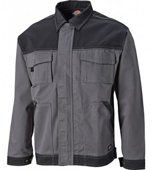 Dickies IN30010 Grey Industry Jacket – 2XL