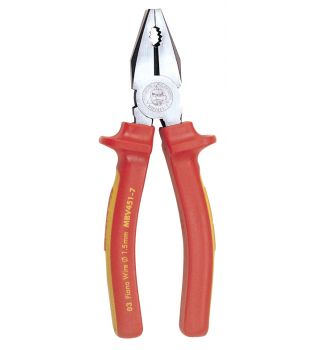 Teng Tools MBV451-8 200mm Insulated Combination Pliers