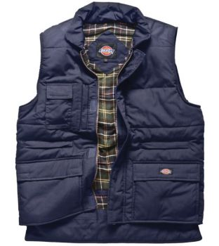 Dickies BW11025 Navy Comat Bodywarmer – 2XL