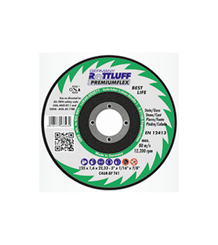 Premium Flex 115 x 3 x 22mm Stone Cutting Disc
