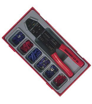 Teng Tools TTCP121 121-Piece Crimping Tool Set