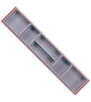 Teng Tools TTX01 Large Add On Tool Tray with Dividers