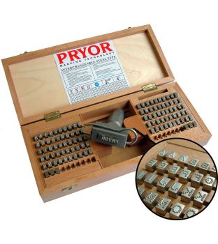 Pryor 10mm Imperial Fount Set with Holder & Case
