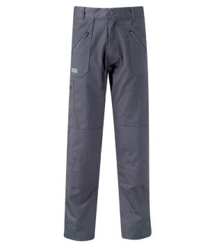 "Dickies 34"" WD814 Grey Redhawk Action Trousers (32"" Leg)"