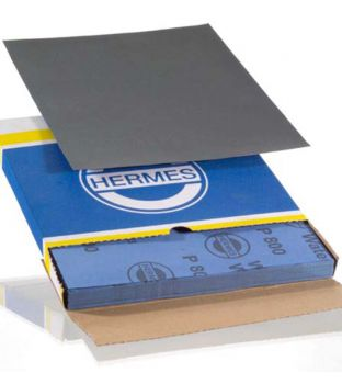 Hermes P1200 Silicon Carbide Wet-Dry Paper